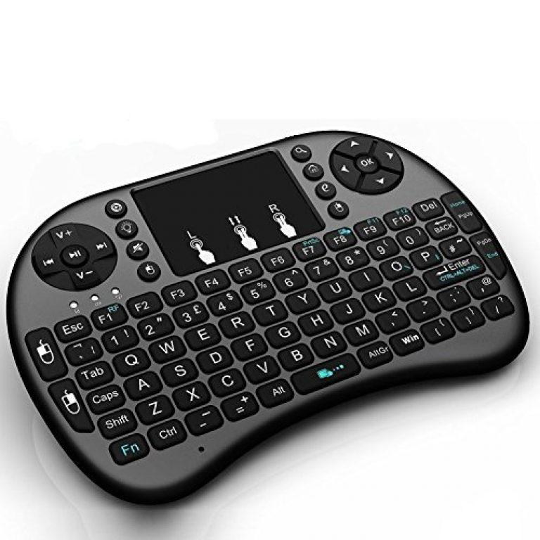 Husham Wireless Keyboard and Mouse