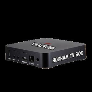 husham andrtoid tv box side