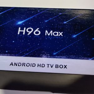 H96 MAX 4GB RAM 32 GB ROM