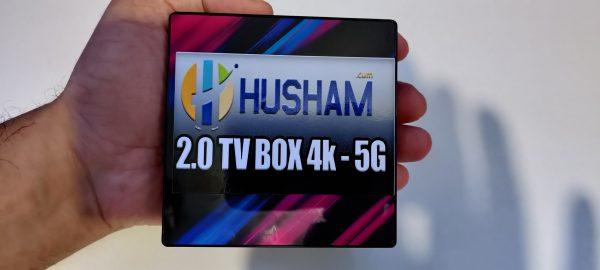 Husham 2.0 TV BOX