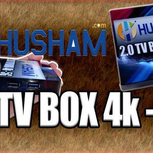 Husham 2.0 TV BOX Android IPTV BOX KODI